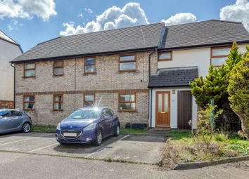 Thumbnail 2 bed flat for sale in Victoria Road, Hitchin, Herts