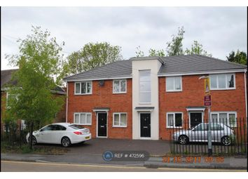 Thumbnail 2 bed flat to rent in Manor Avenue, Cannock