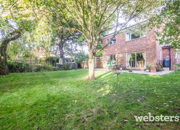 4 bed detached house for sale in Boileau Close, Norwich NR4