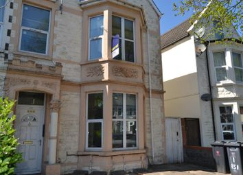 Thumbnail 2 bed flat to rent in 151, Richmond Road, Roath, Cardiff, South Wales