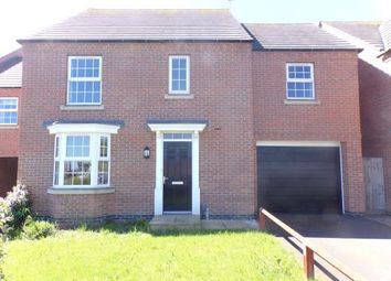 Thumbnail 4 bed detached house for sale in Sanderling Way, Forest Town, Mansfield, Nottingham