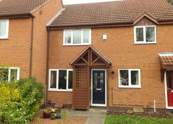Thumbnail 2 bed terraced house for sale in Herons Court, West Bridgford, Nottingham