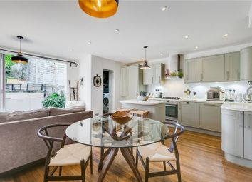 Thumbnail 1 bed flat to rent in Leathwaite Road, London