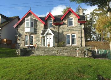 Thumbnail 5 bed detached house for sale in Lynchat, Kingussie