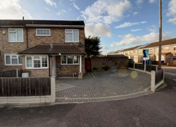 Thumbnail 3 bed end terrace house for sale in Bown Close, Tilbury