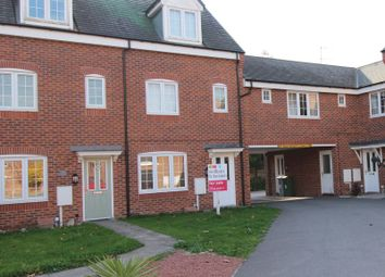 Thumbnail 3 bed town house for sale in St. Stephens Road, Ollerton, Newark