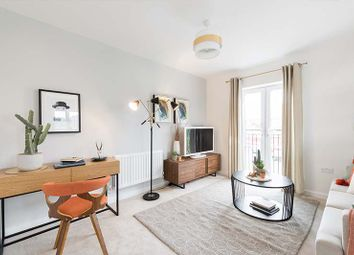 Thumbnail 2 bedroom flat for sale in Ferard Corner, Warfield, Berkshire