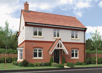 "Thumbnail 4 bed detached house for sale in ""Darley"" at Milldale Road, Farnsfield, Newark"