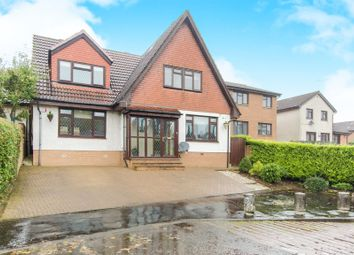 Thumbnail 4 bed detached house for sale in Forrestfield Crescent, Newton Mearns, Glasgow