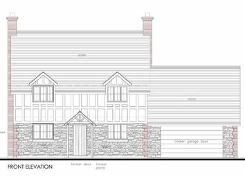 Thumbnail 4 bedroom detached house for sale in Park Street, Llanrhaeadr Ym Mochnant, Oswestry