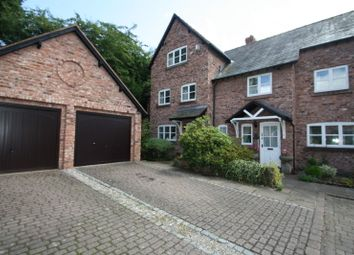 Thumbnail 4 bed town house to rent in Millfield Lane, Tarporley