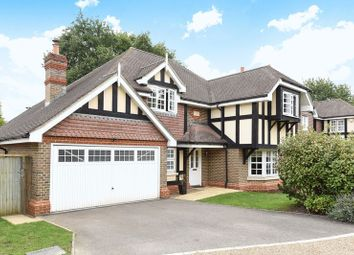 Thumbnail 4 bed detached house for sale in Hazelway Close, Fetcham, Leatherhead