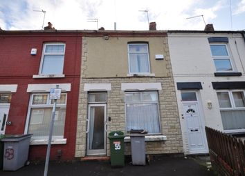 Thumbnail 2 bed terraced house for sale in Fairview Avenue, Wallasey