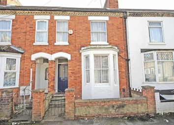 Thumbnail 3 bed terraced house to rent in Knox Road, Wellingborough