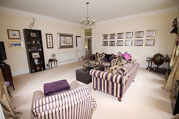 Thumbnail 2 bedroom flat to rent in South Drive, Liff, Dundee