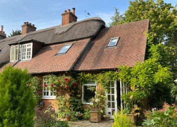 Lower Green, Inkpen, Hungerford RG17. 3 bed semi-detached house