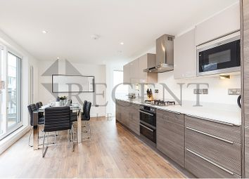 Thumbnail 2 bed flat for sale in Abbey Court, Kingston Road