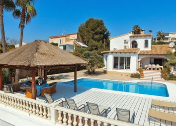Thumbnail 5 bed villa for sale in Benissa, Valencia