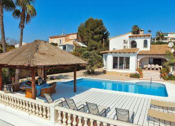 Thumbnail 5 bed villa for sale in Benissa, Valencia