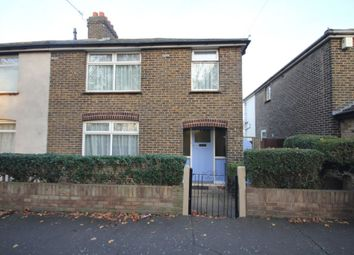 Thumbnail 3 bed semi-detached house for sale in Alexander Road, Greenhithe
