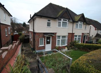 Thumbnail 3 bed semi-detached house to rent in Underwood Rd, High Wycombe