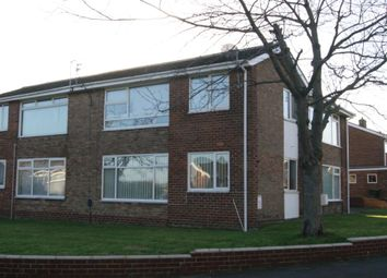 Thumbnail 1 bed flat for sale in Bamburgh Road, Newton Hall, Durham
