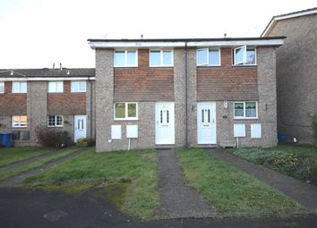 Thumbnail 2 bedroom semi-detached house for sale in St. Josephs Road, Aldershot, Hampshire