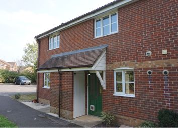Thumbnail 2 bed terraced house for sale in Bechin Close, Church Crookham
