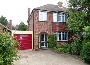 Thumbnail 3 bed semi-detached house for sale in Hook Road, Chessington