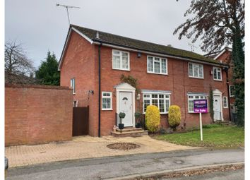 Thumbnail 3 bed semi-detached house for sale in Penn Road, Slough