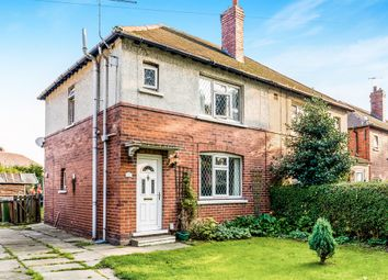 Thumbnail 3 bed semi-detached house for sale in Woodhouse Road, Eastmoor, Wakefield