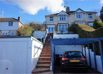 Thumbnail 4 bed semi-detached house for sale in St. Georges Hill, Bathampton