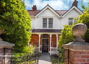 Thumbnail 4 bedroom detached house for sale in Pembroke Avenue, Hove, East Sussex