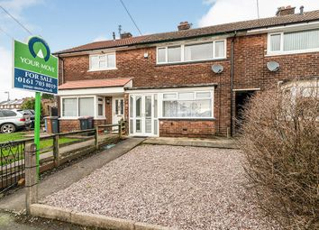 Thumbnail 3 bed terraced house for sale in Ridyard Street, Little Hulton, Manchester