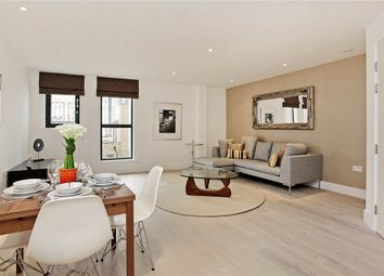 Thumbnail 1 bed flat to rent in The Piazza Residences, 14 Bull Inn Court, London