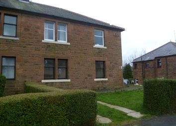 Thumbnail 2 bed flat to rent in Barrie Avenue, Dumfries