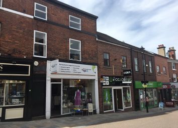 Thumbnail Retail premises to let in High Street, Congleton, Cheshire