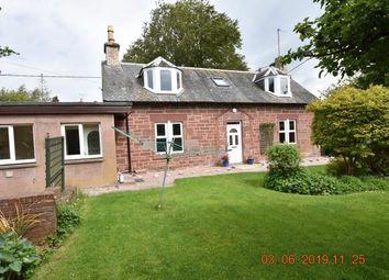 Thumbnail 3 bed cottage to rent in Chestnut Cottage, Burrelton