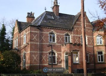 Thumbnail 1 bed flat to rent in Rectory Road, Manchester