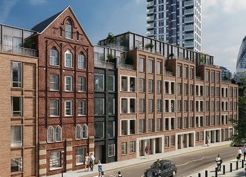 Thumbnail 2 bed flat for sale in Commercial Street, Spitalfields, London