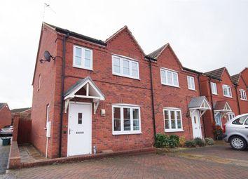 Thumbnail 3 bedroom property to rent in Furrowfield Park, Ashchurch, Tewkesbury