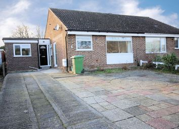Thumbnail 3 bed semi-detached bungalow for sale in Foxbury Close, Frome