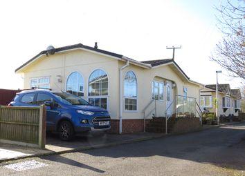 Thumbnail Mobile/park home for sale in Burley Road, Bockhampton, Christchurch