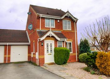 Thumbnail 3 bed detached house for sale in Kings Meadow, Nuneaton
