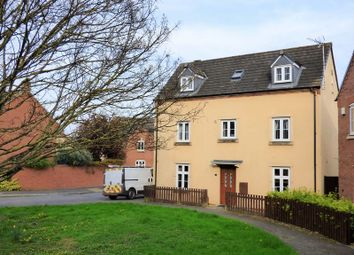 Thumbnail 4 bed detached house for sale in Chivenor Way Kingsway, Quedgeley, Gloucester
