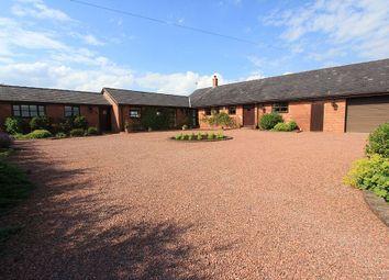 Thumbnail 4 bed barn conversion for sale in Kiln Lane, Cross Lanes, Wrexham, Wrecsam