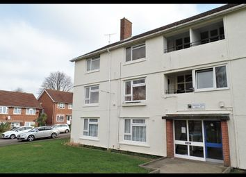 Thumbnail 2 bed flat for sale in Holmsley Close, Southampton