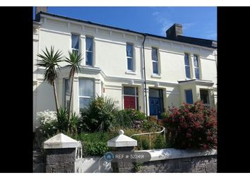 Thumbnail 6 bed terraced house to rent in Furzehill Road, Plymouth