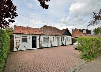 Thumbnail 3 bed detached bungalow for sale in Apers Avenue, Woking