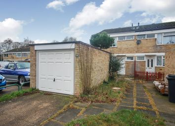 Thumbnail 3 bed end terrace house to rent in Coventry Way, Thetford, Norfolk